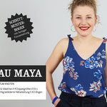 schnittreif - frau maya - schnittmuster