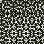 c.pauli - fleur de noir - bio-popeline