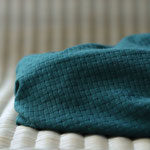 MindtheMaker - wicker strick, pine green - Bio-Strick