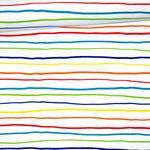 bygraziela - regenbogen krakelstreifen - jersey ökotex