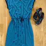 stoffart - designbeispiel Kleid