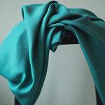 meetmilk - emerald - tencel sanded twill