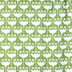 paapii - tulips, grün - bio-jersey