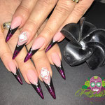 Bild - Feel Good Nails - Gel Stilettos mit Overlays