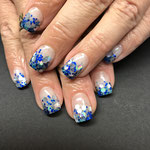 Bild - Feel Good Nails - Glitzerverlauf