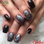 Bild - Feel Good Nails - Stempel und Hologrampulver