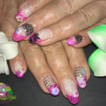 Bild - Feel Good Nails - Stempel trifft Airbrush