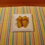 パイナップルのポワレ