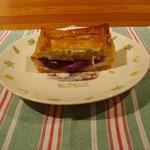 ブルーベリーチーズパイ