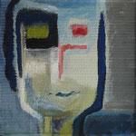 30cm x 30cm, Acryl auf Pappe, 2012