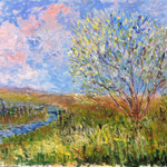 Monet Interpretation