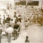 actividad en el colegio. Año 1969