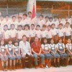 promoción 1982, Profesor Wilsón y el director Escudero