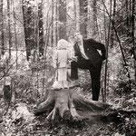 "В лесу у стадиона ""Авангард"" (1970-е годы)"