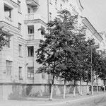 С 1951 года и в течение ближайших лет предполагалось создать единый город с многоэтажной застройкой. Архитектурной изюминкой проекта должен был стать проспект Сталина (Ленина).