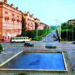 Площадь перед ДК Октябрь
