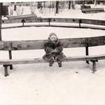 В парке Горького у дуба