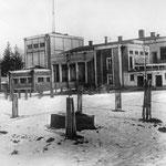 Старейший клуб нашего города - клуб имени Максима Горького - был построен на улице Вокзальной (ныне улица Корешкова).