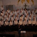 Chor der Dresdner Bergfinken