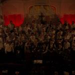 Abschluss des Konzerts