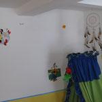 Kinderzimmer mit Mickey, Donald und Co.