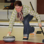 curling in Meadow Lake