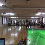 セルーリアはとても広いスタジオです