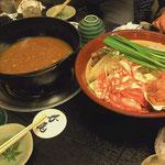 ちゃんこ鍋(カレー)とその具材