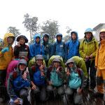 7/24 2日間雨の中。でもみんなの笑顔が眩しい!頑張れインターハイ!