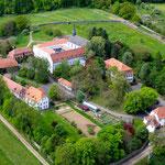 Herrlich gelegen: Kloster Engelthal in Altenstadt bei Frankfurt / Main