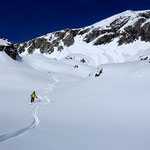 Photo: Stefan Joller / Skier: Tomas / Location: Lötschental, Valais