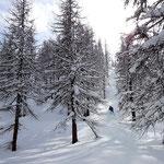 Photo: Stefan Joller / Skier: Stian / Location: Argentera, Piemonte, Italy