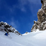 Photo:  Stefan Joller / Skier: Dominik / Location: Bella Nova, Montafon, Austria
