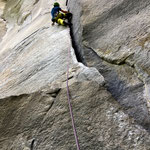 Photo: Stefan Joller / Climber: Stefan / Location: Cadarese, Italy