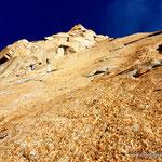 Photo: Stefan Joller / Location: Rébuffat Route at Aiguille du Midi, Chamonix