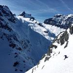 Photo:  Guest / Skier: Stefan Joller / Location: Krönten, Uri, Switzerland