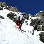 Photo: Client / Skier: Stefan Joller / Location: La Grave, France