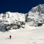 Photo: Stefan Joller / Skier: Stef / Location: Haute Maurienne, France