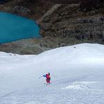Photo: Walter Hungerbühler / Skier: Stefan Joller / Location: Cerro Vespigniani, Argentina