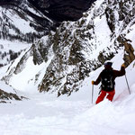 Photo: Client / Skier: Stefan Joller / Location: Serre Chevalier, France