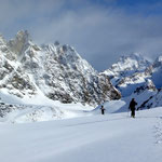 Photo: Tom Pulver / Location: Col Collon, Arolla, Switzerland