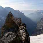 Photo: client / Location: Sustenhorn E-arête, Switzerland