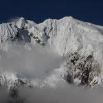 Photo: Stefan Joller / Location: Salkantay trek with Salkantay Peak, Peru