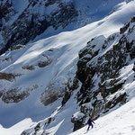 Photo: Client / Skiers: Oli & Stefan / Location: La Grave, France
