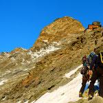 Photo: Stefan Joller / Location: Solvaybiwak, Matterhorn