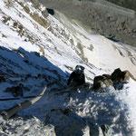 Photo: Jan Keller / Location: Fixseile, Matterhorn