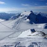 Photo: Stefan Joller / Location: Oldenhorn, Glacier 3000