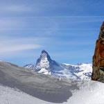 Photo: Stefan Joller / Location: Zermatt with Matterhorn in the background, Switzerland