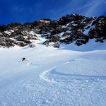 Photo: Stefan Joller / Skier: Patrick / Location: Zinal, Val d'Anniviers
