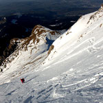 Photo: Stefan Joller / Skier: Philipp / Location: Pilatus, close to Engelberg